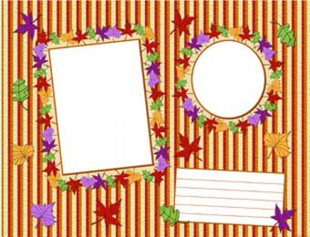 Free Printable, Digital, Scrapbook Pages, Back To School, School - Free Printable Frames For Scrapbooking