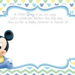 Free Printable Disney Baby Shower Invitations | Free Printable   Free Printable Baby Sprinkle Invitations
