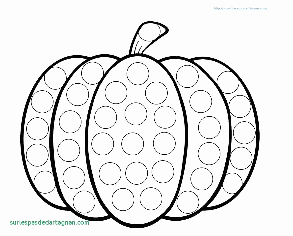 Free Printable Dot Marker Halloween Pages - 7.7.kaartenstemp.nl • - Do A Dot Art Pages Free Printable