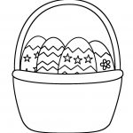 Free Printable Easter Basket Templates – Hd Easter Images   Free Printable Easter Egg Basket Templates