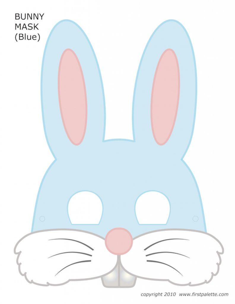 Free Printable Easter Masks | Free Printable - Free Printable Easter Masks