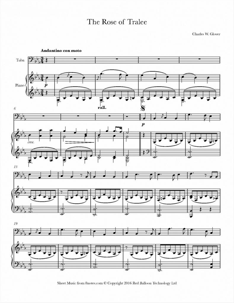 Free Printable Easy Piano Sheet Music Popular Songs .. - Panther - Free Printable Sheet Music For Piano