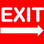 Free Printable Exit Signs | Free Printable   Free Printable Not An Exit Sign