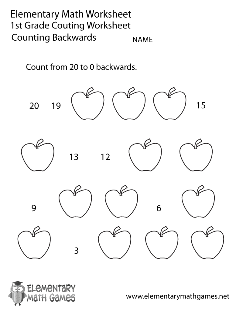 Free Printable First Grade Math Worksheets 1St Geometry Colo - Free Printable First Grade Worksheets