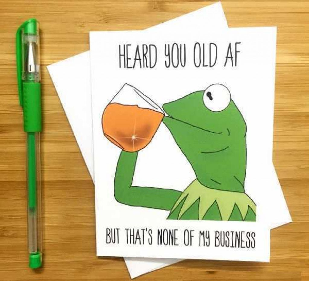 Free Printable Funny Birthday Cards - Findmesomewifi For Free - Free Printable Funny Birthday Cards