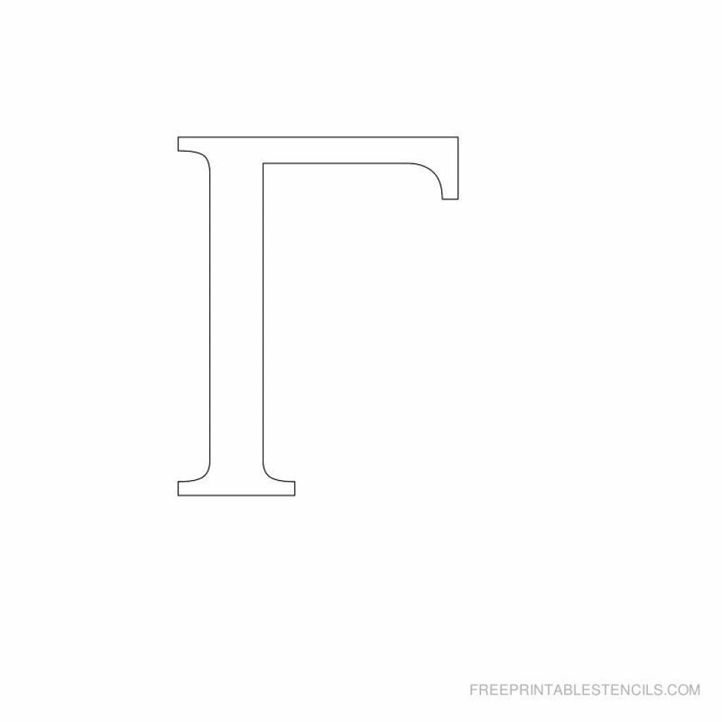 Free Printable Greek Letters   Free Printable - Free Printable Greek Letters
