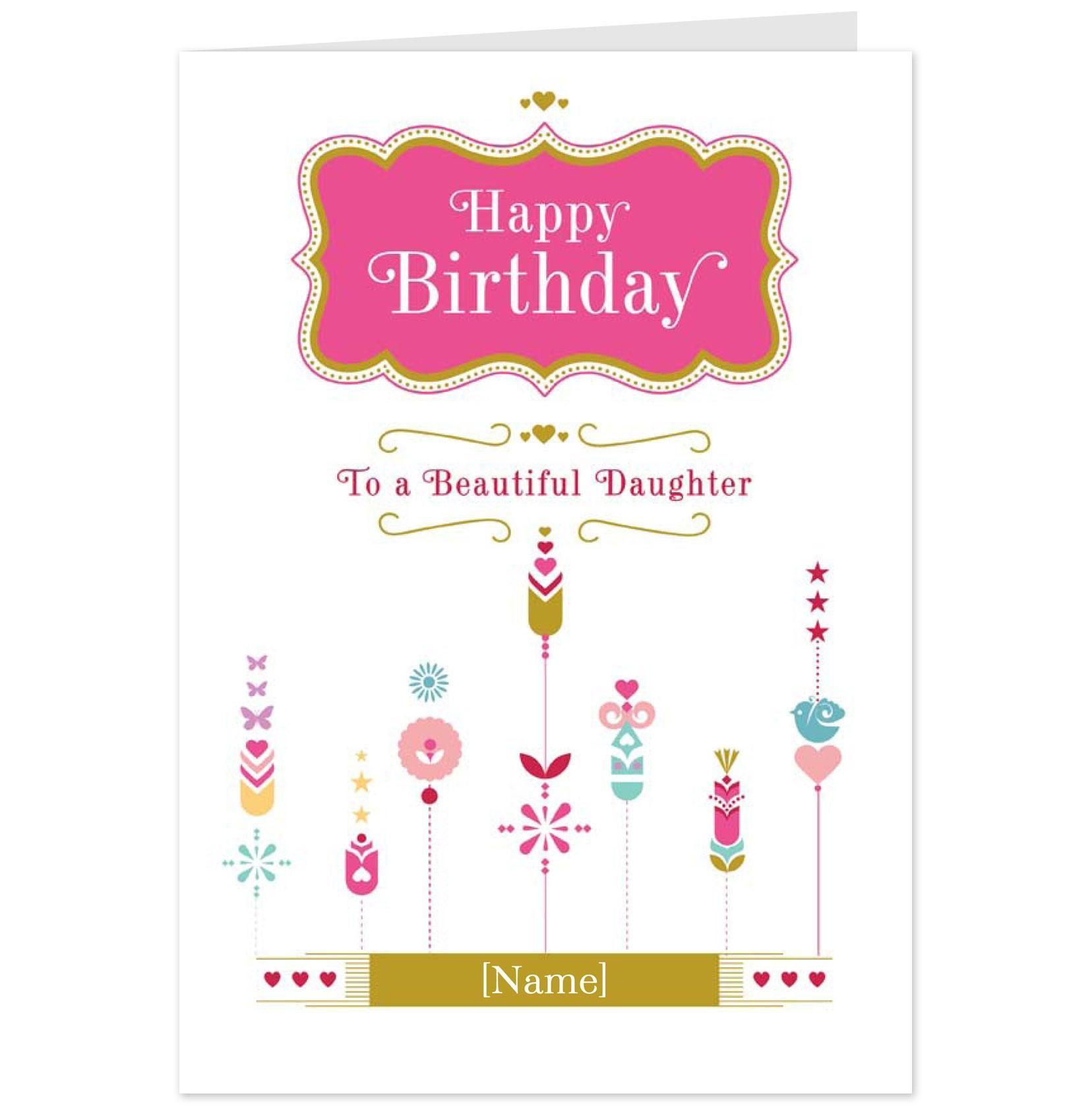 Free Printable Hallmark Birthday Cards | My Birthday - Free Printable Hallmark Cards