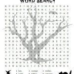 Free Printable Halloween Word Search Sheets – 2.5.hus-Noorderpad.de • – Free Printable Halloween Word Search Puzzles