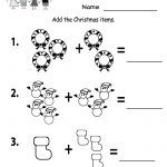 Free Printable Holiday Worksheets | Free Printable Kindergarten   Free Printable Kid Activities Worksheets
