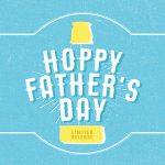 Free Printable! Hoppy Father's Day Beer Label   Free Printable Father's Day Labels