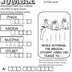 Free Printable Jumble Word Games   Free Printable   Free Printable Jumble Word Games
