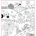 Free Printable Kids Activities 8 #28664   Free Printable Kid Activities Worksheets