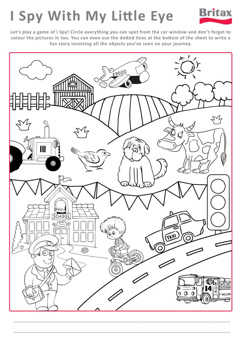 Free Printable Kids Activities 8 #28664 - Free Printable Kid Activities Worksheets