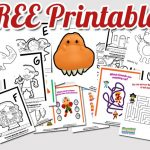 Free Printable Kids Activities | Coloring Pages | Worksheets For   Free Printable Kid Activities Worksheets