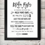 Free Printable Kitchen Signs | Printables | Pinterest | Kitchen   Free Printable Funny Signs