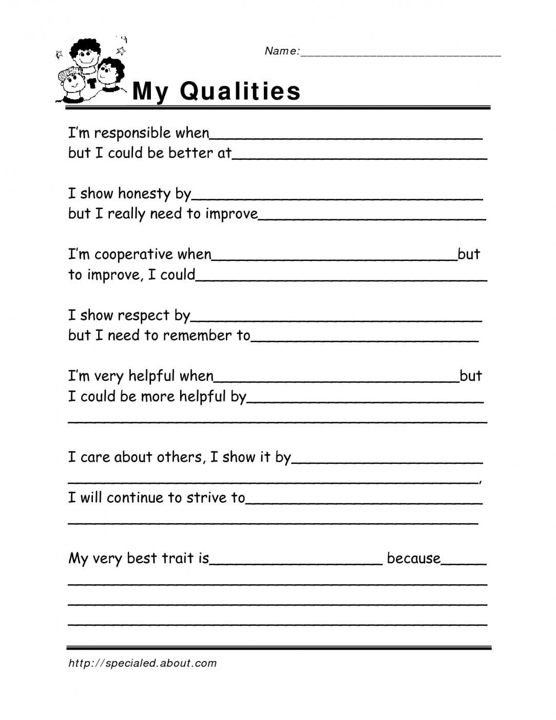 Free Printable Life Skills Worksheets For Adults | Lostranquillos - Free Printable Life Skills Worksheets For Adults