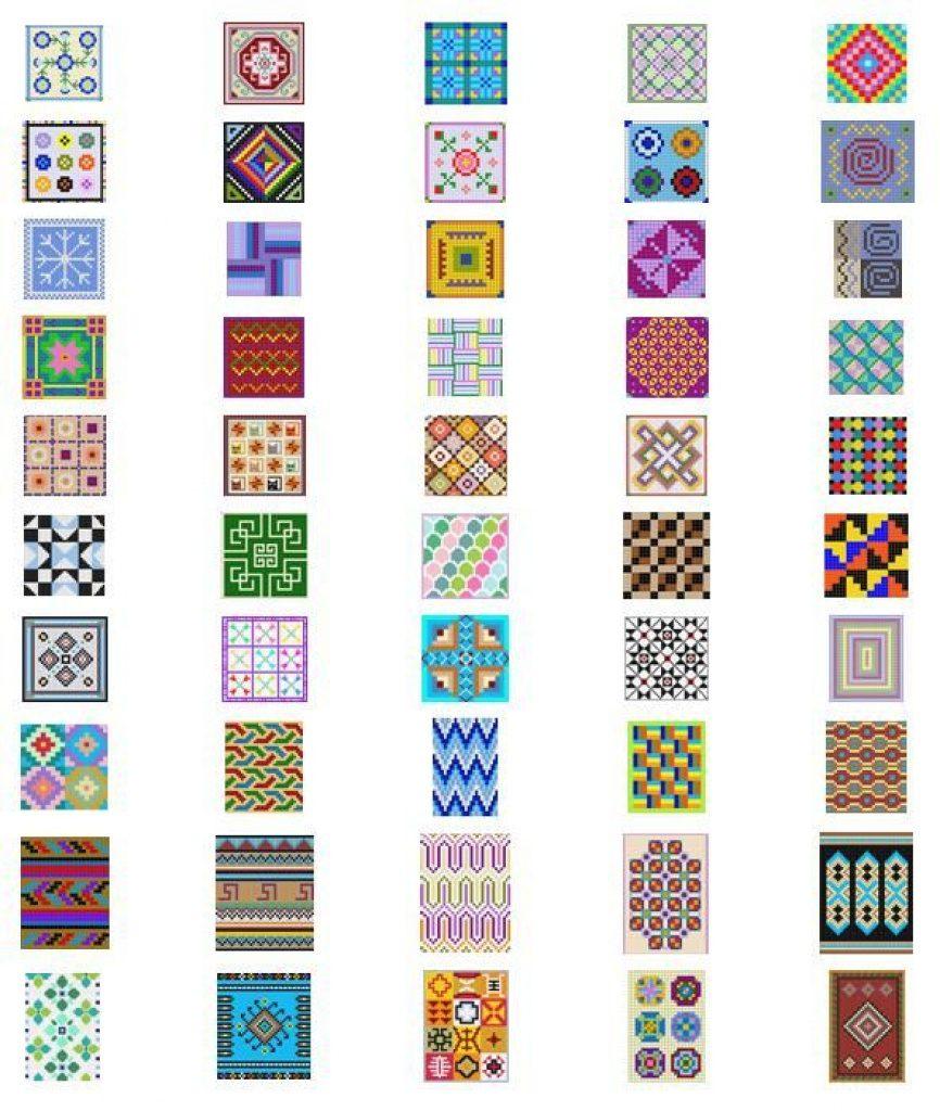 Free Printable Loom Bracelet Patterns   Free Printable - Free Printable Bead Loom Patterns