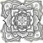 Free Printable Mandala Coloring Pages For Adults | Adult Coloring   Free Printable Coloring Book Pages For Adults