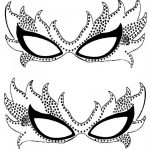 Free Printable Mardi Gras Coloring Pages For Kids | Behind The Mask   Free Printable Mardi Gras Masks