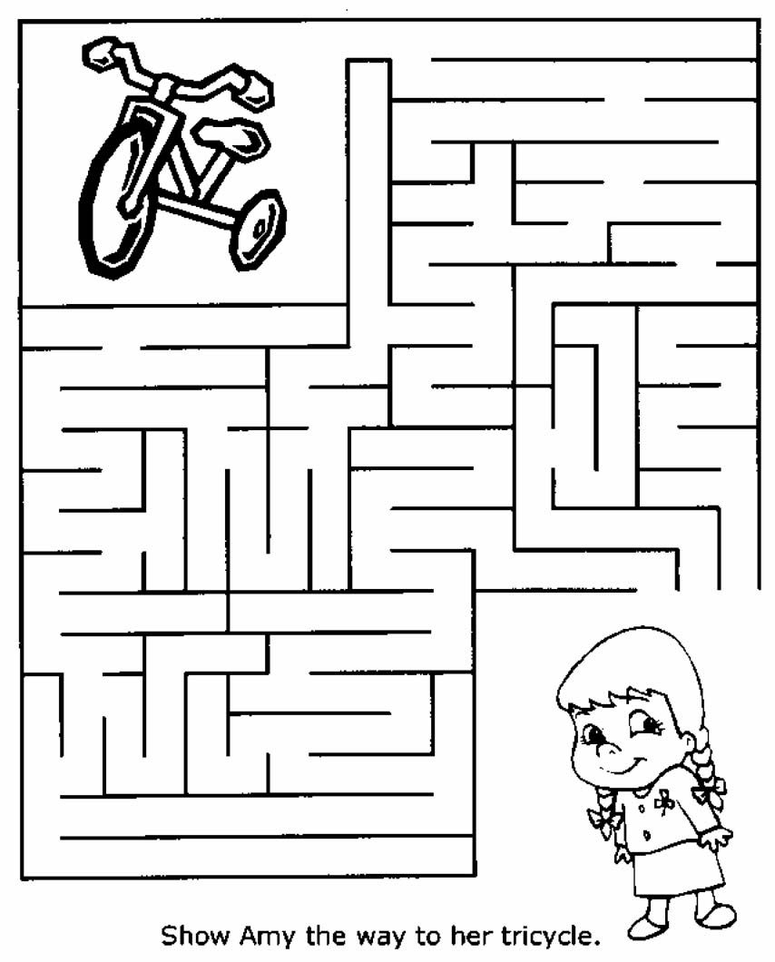 Free Printable Mazes For Kids   All Kids Network   Vacation   Mazes - Free Printable Puzzles For Kids