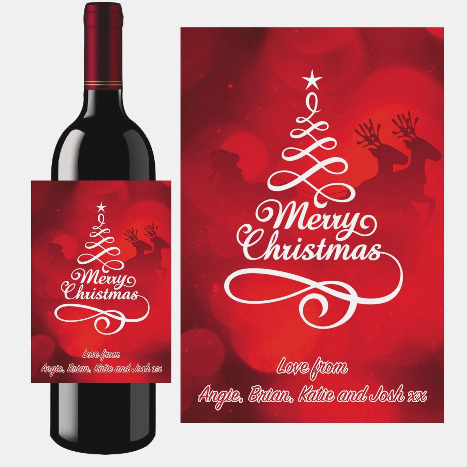 Free Printable Mini Champagne Bottle Labels Wine Bottle Stickers - Free Printable Mini Champagne Bottle Labels