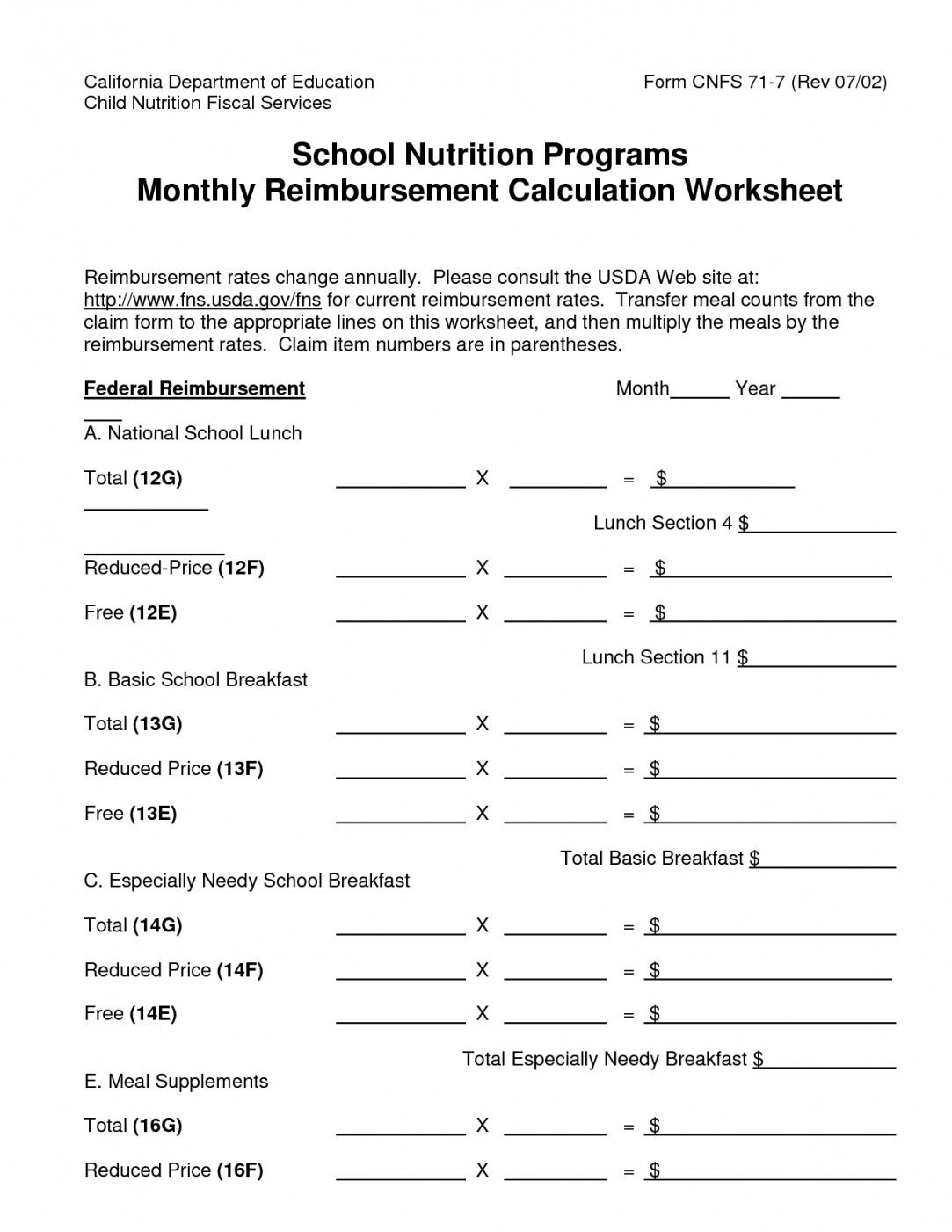 Free Printable Nutrition Worksheets | Lostranquillos - Free Printable High School Worksheets