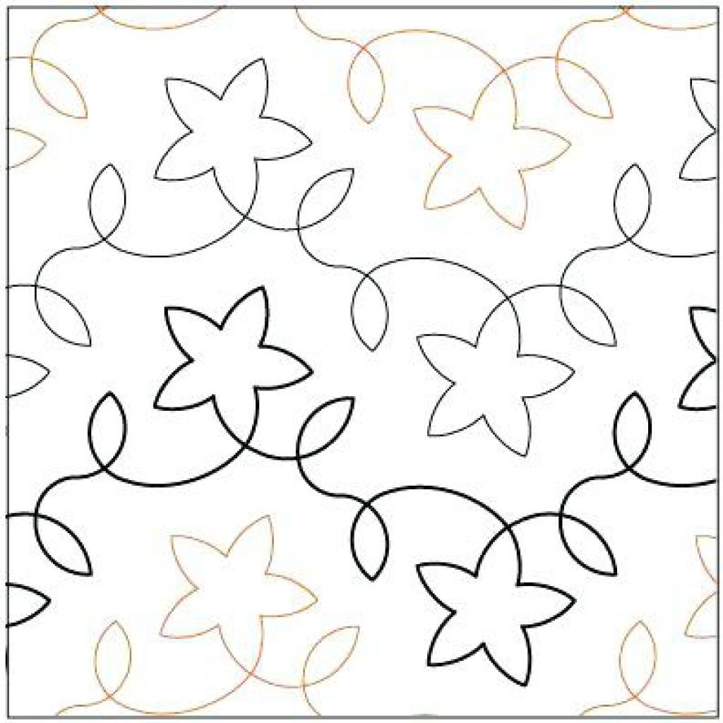 Free Printable Pantograph Patterns | Free Printable - Free Printable Pantograph Patterns