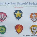 Free Printable Paw Patrol Badges | Fiscalreform   Free Printable Badges