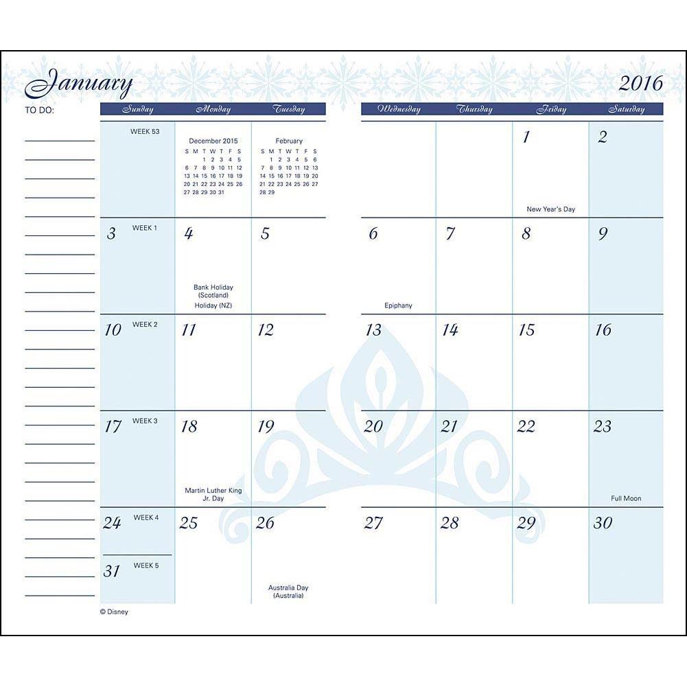 Free Printable Pocket Calendar 8 Best Of 2016 Pocket Planner - Free Printable Pocket Planner 2016