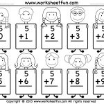 Free Printable Preschool Math Worksheets Download Free | Free   Free Printable Preschool Math Worksheets