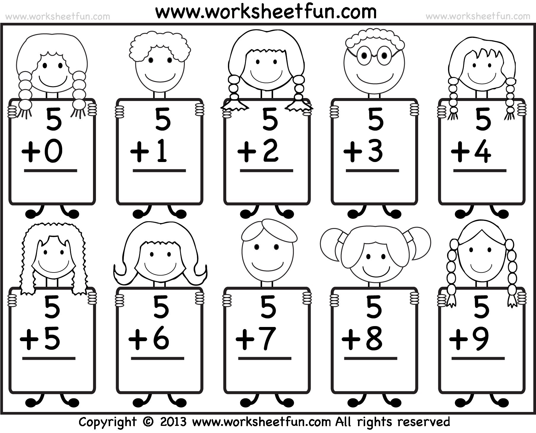 Free Printable Preschool Math Worksheets Download Free   Free - Free Printable Preschool Math Worksheets