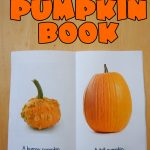 Free Printable Pumpkin Book | Best Of The Measured Mom | Preschool   Free Printable Pumpkin Books