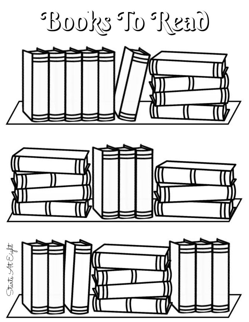 Free Printable Reading Logs ~ Full Sized Or Adjustable For Your - Free Printable Level H Books