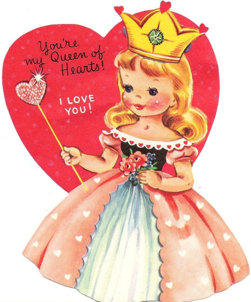 Free Printable Retro Valentines From Creative Breathing   Holiday - Free Printable Vintage Valentine Pictures