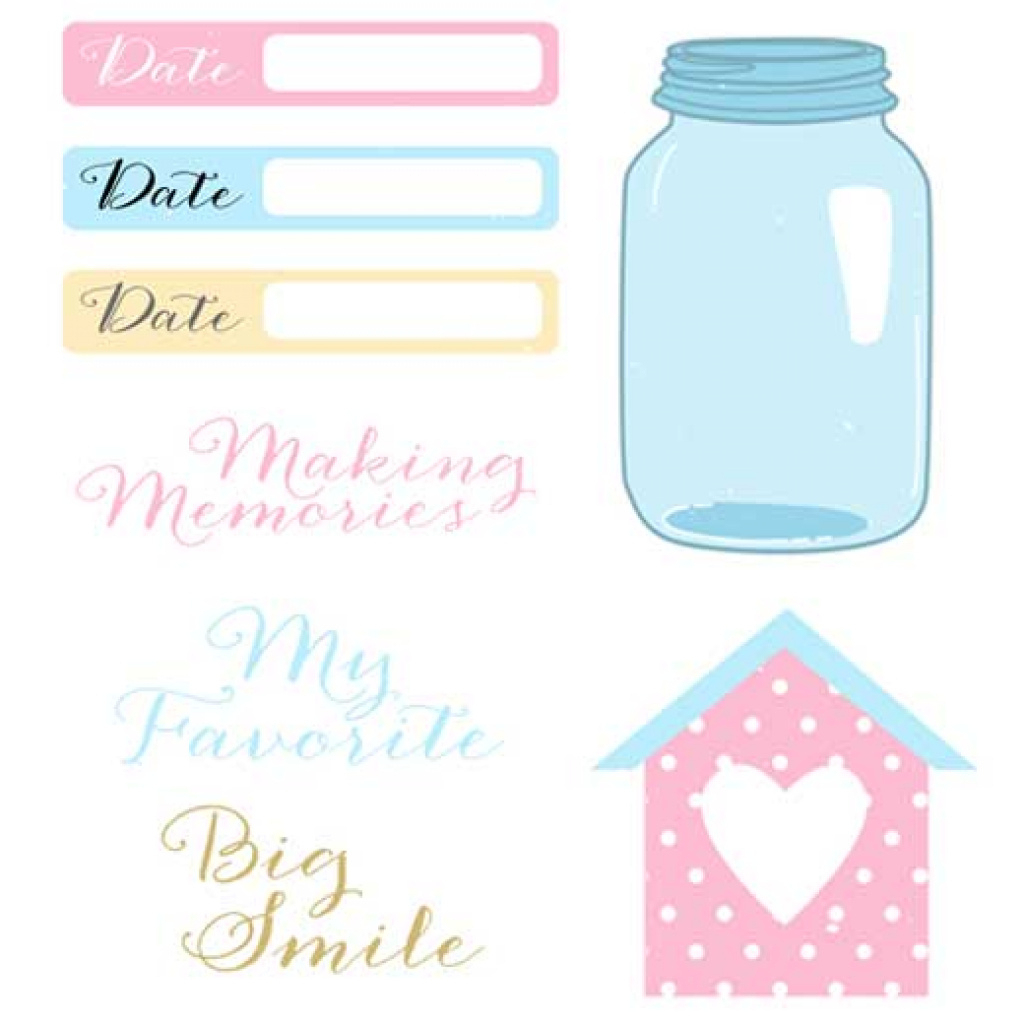 Free Printable Scrapbook Embellishments For Free Printable Scrapbook - Free Printable Scrapbook Decorations