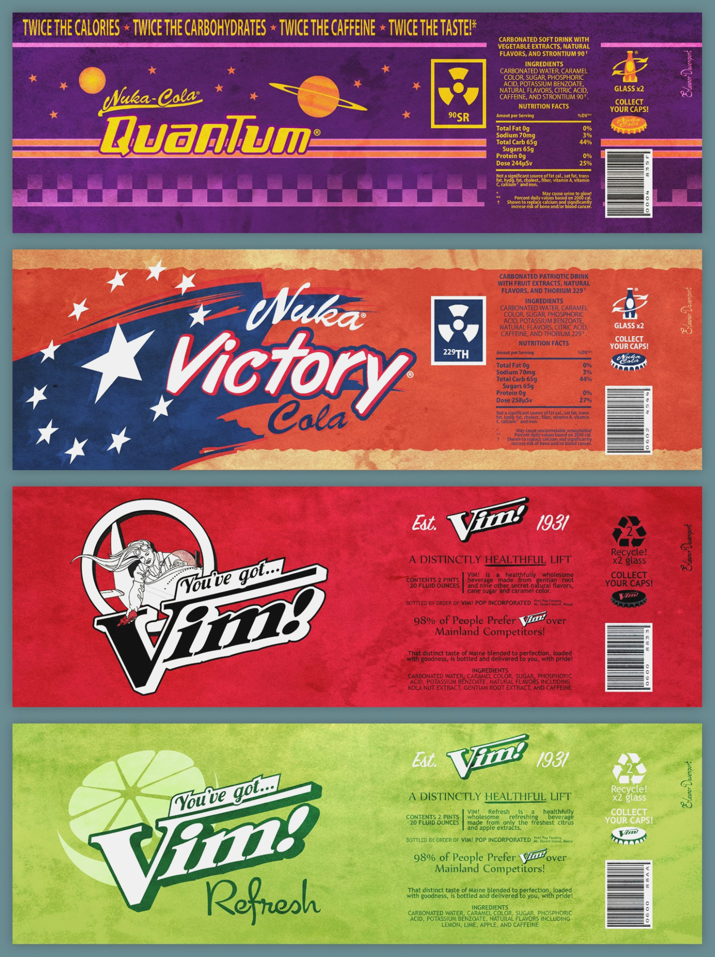 Free Printable Soda Vending Machine Labels Fallout Soda Labels I Got - Free Printable Pop Machine Labels