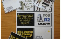 May The Force Be With You Free Printable