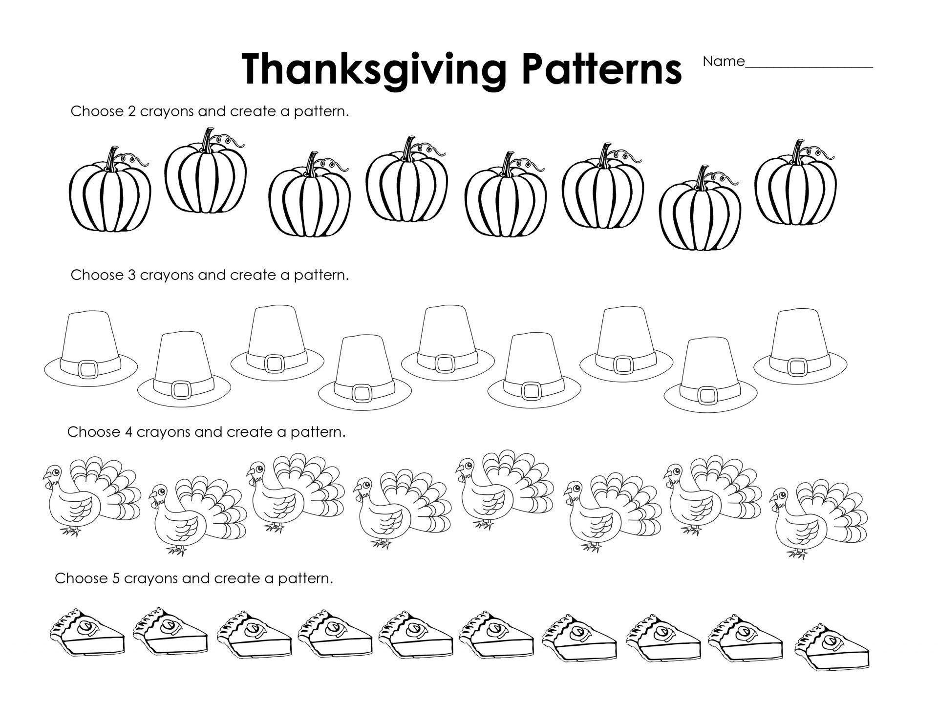 Free Printable Thanksgiving Math Worksheets – Worksheet Template - Free Printable Thanksgiving Math Worksheets For 3Rd Grade