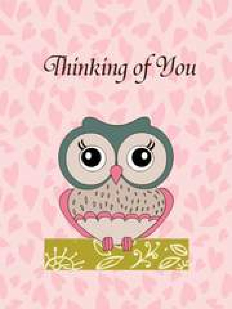 Free Printable Thinking Of You Cards, Create And Print Free In Free - Free Printable Thinking Of You Cards