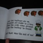 Free Printable Turkey Book – Language And Counting Practice   Free Printable Thanksgiving Books
