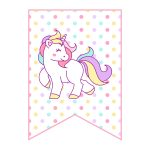 Free Printable Unicorn Party Decorations Pack – The Cottage Market – Unicorn Name Free Printable