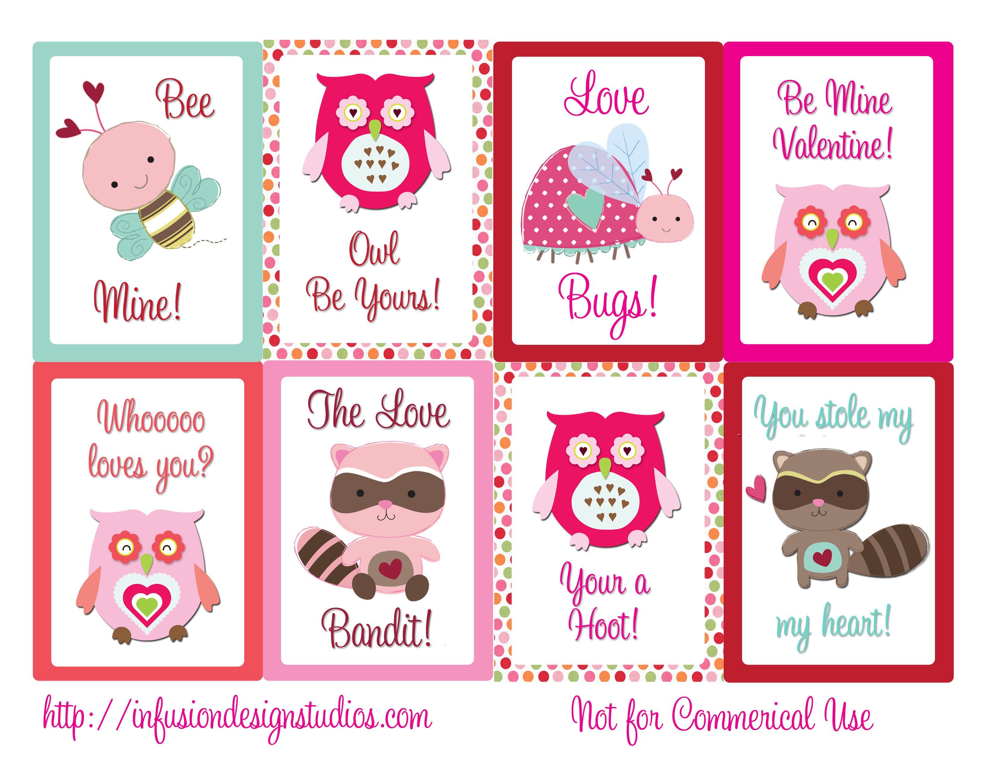 Free Printable Valentines Cards Children. If You Want These - Free Printable Valentine Cards For Preschoolers