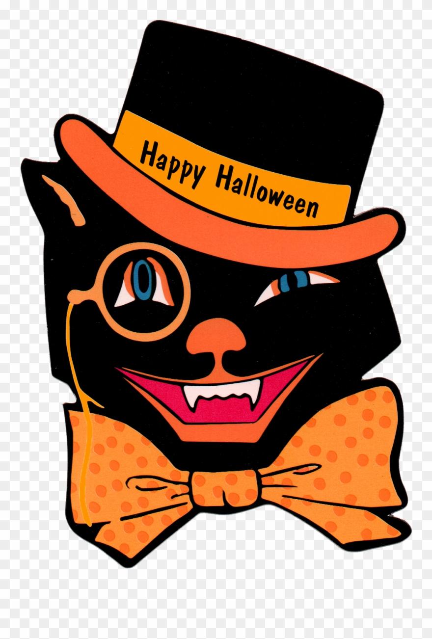 Free Printable Vintage Images Cartoonview Co Clip - Vintage - Free Printable Vintage Halloween Images