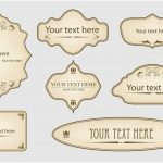Free Printable Vintage Label Templates | Writings And Essays Corner   Free Printable Vintage Labels