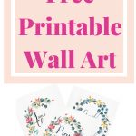 Free Printable Wall Art   Just Because | Decorating Ideas   Free Printable Christian Art