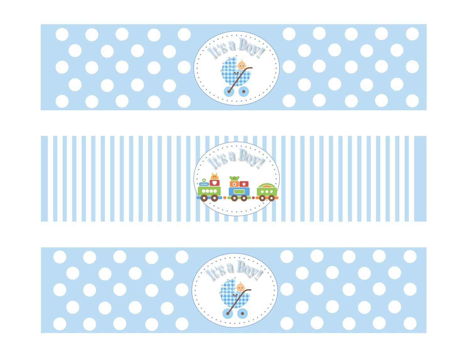 Free Printable Water Bottle Labels For Baby Shower Image Random - Free Printable Water Bottle Labels For Baby Shower