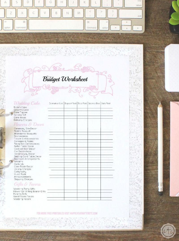 Free Printable Wedding Binder - Money Saving Mom® : Money Saving Mom® - Free Printable Wedding Binder Templates
