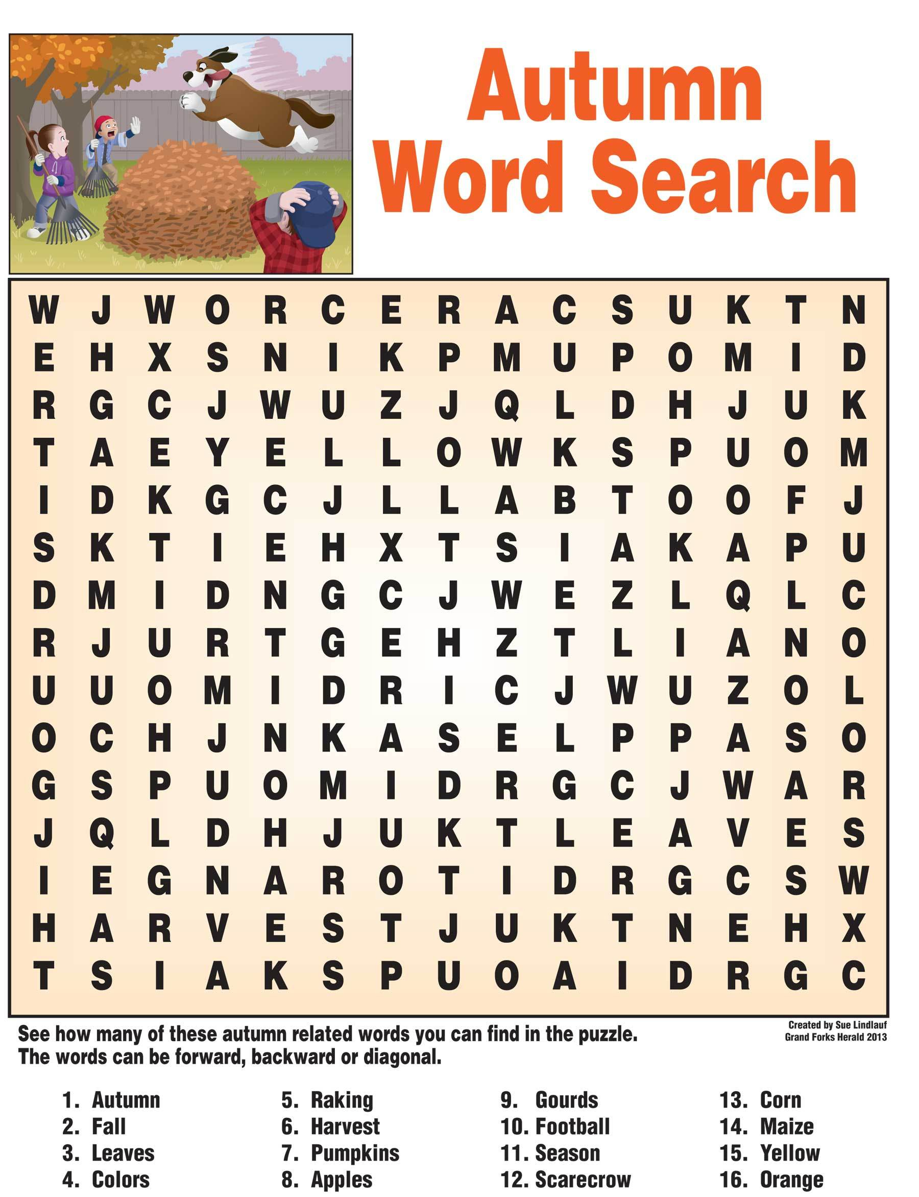 Free Printable Word Searches For Middle School Students – Ezzy - Free Printable Word Searches For Middle School Students