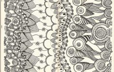 Free Printable Doodle Patterns