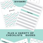 Free Printables} Wedding Planning Binder Download With New Bonus – Free Printable Binder Paper